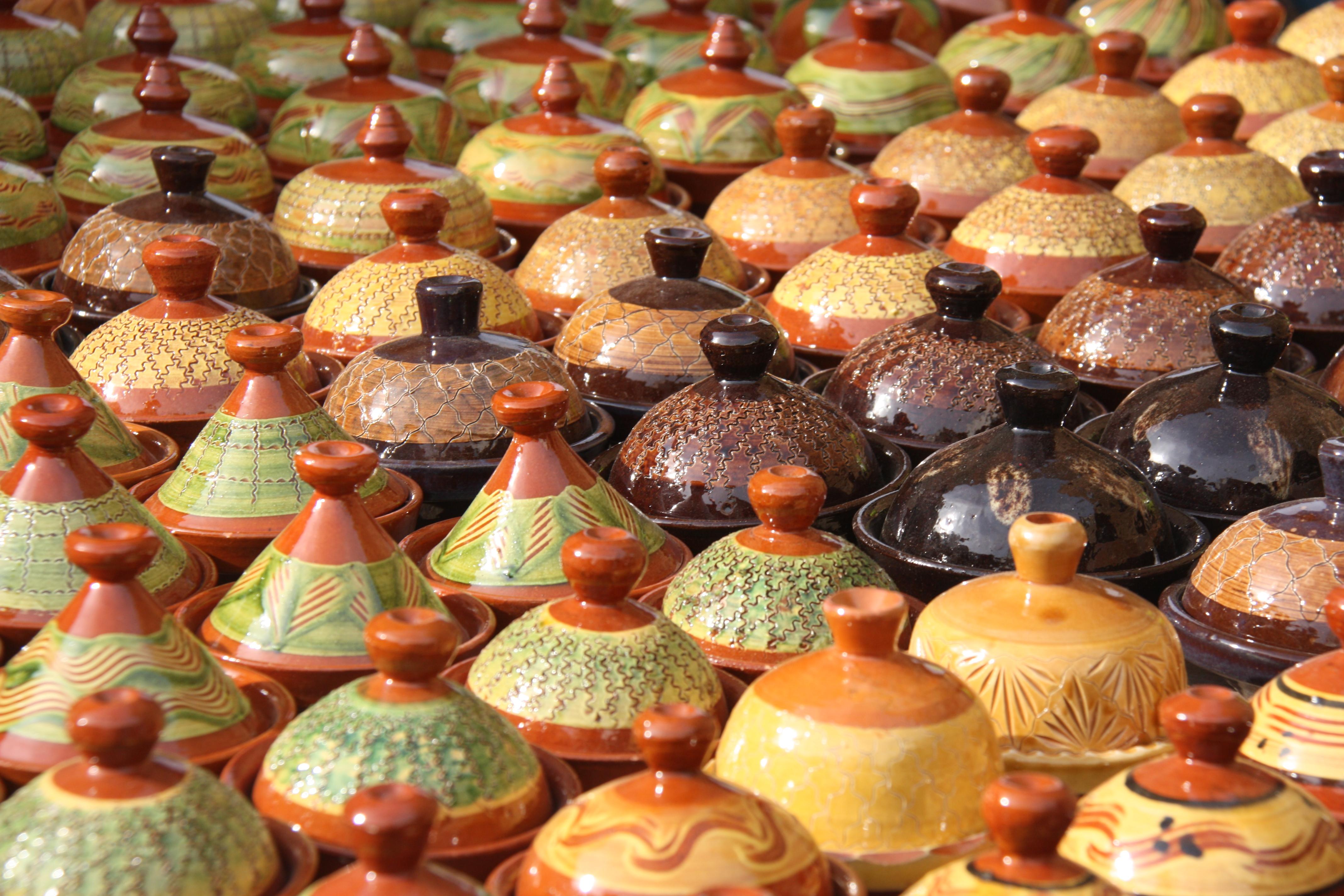 Marokkanische Kuche Gewurze
