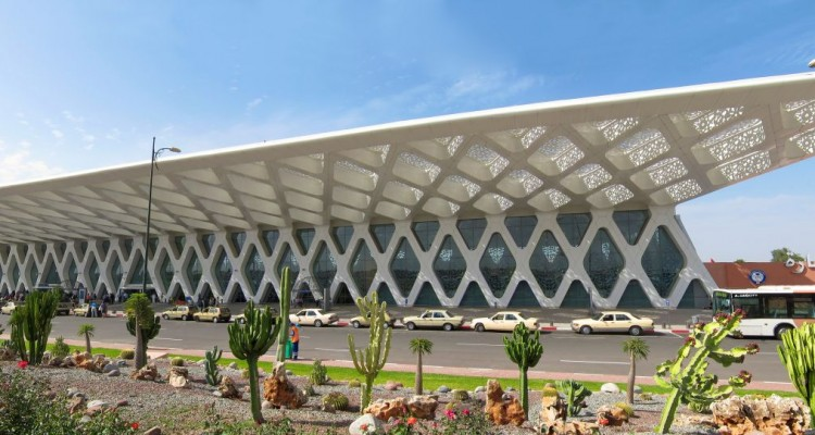 Marrakech Menara Airport