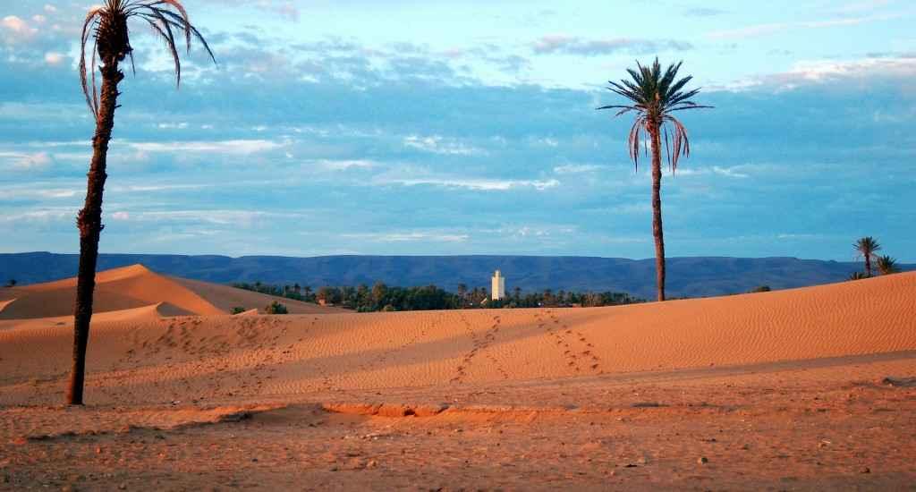 Wüstendörfer